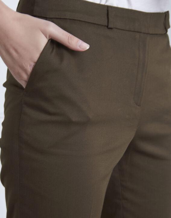 Pantalon kaki cigarette Rubis (3) - 1-2-3