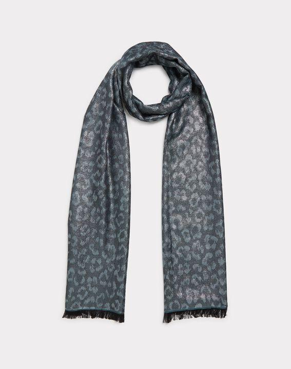 Foulard argenté Etincelle (1) - 1-2-3