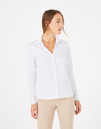 Dany cotton poplin shirt (2) - 1-2-3