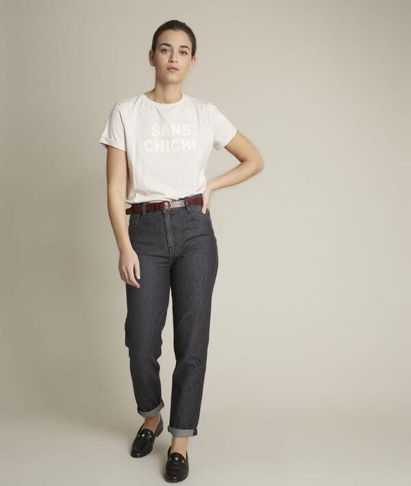 Le lovely mum: jean noir Solene PhotoZ | 1-2-3