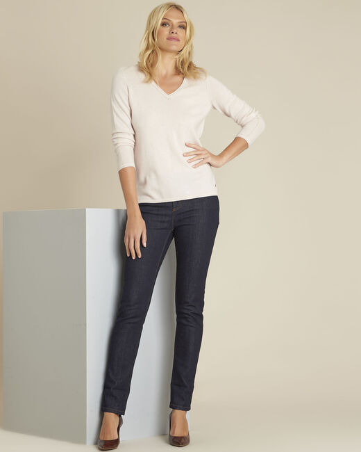 Pull nude laine cachemire Boogie (2) - 1-2-3