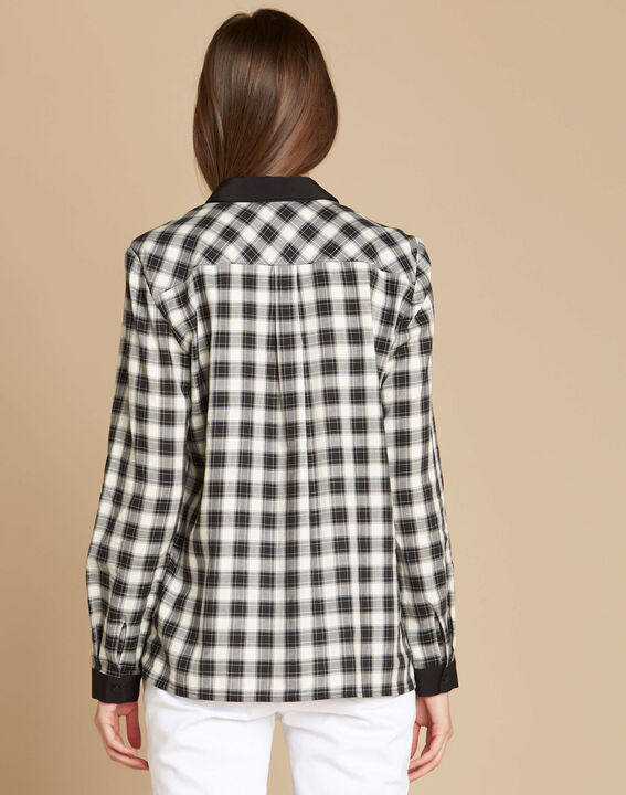 Dominique check shirt (4) - 1-2-3