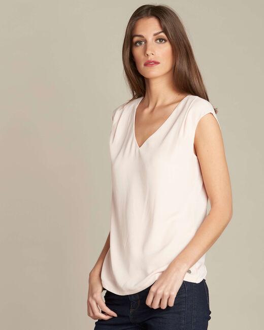 Poederkleurig T-shirt Neptune (2) - 37653