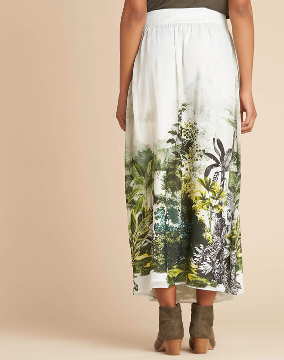 Lucius long jungle print skirt (4) - 1-2-3