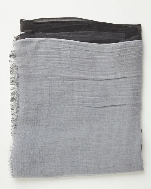 Foulard effet tye and dye chine moyen Alexa (1) - 1-2-3