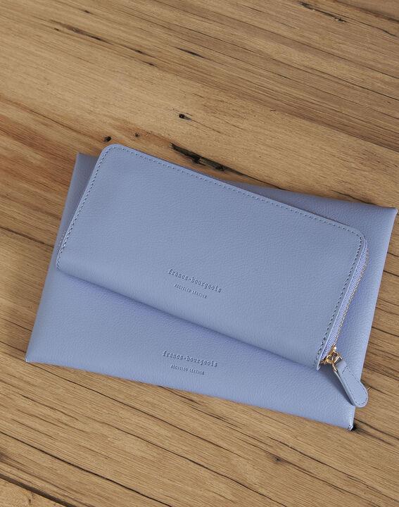 Himmelblaue Brieftasche, Leman PhotoZ | 1-2-3