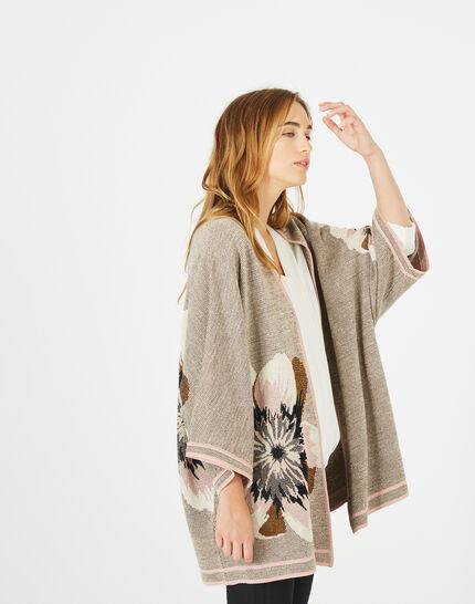 Pavot flowing cardigan (2) - 1-2-3