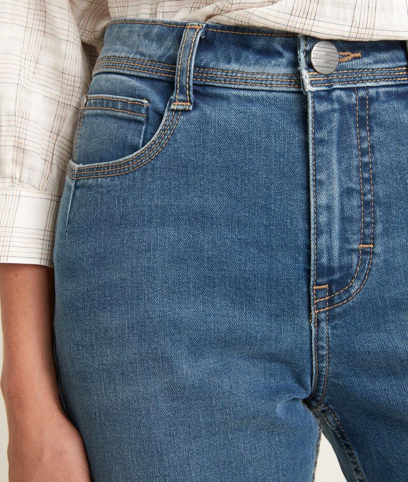 De originele, used, stone straight-fit 123 jeans Sonia PhotoZ | 1-2-3