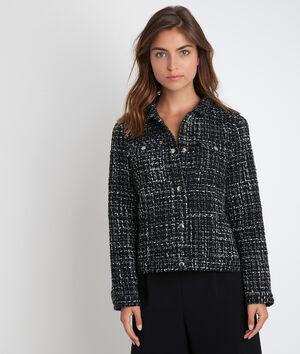 Tweed jasje Tao