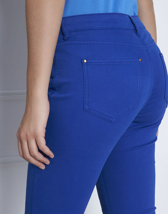 Blaue Slim Jeans Vendome (3) - Maison 123