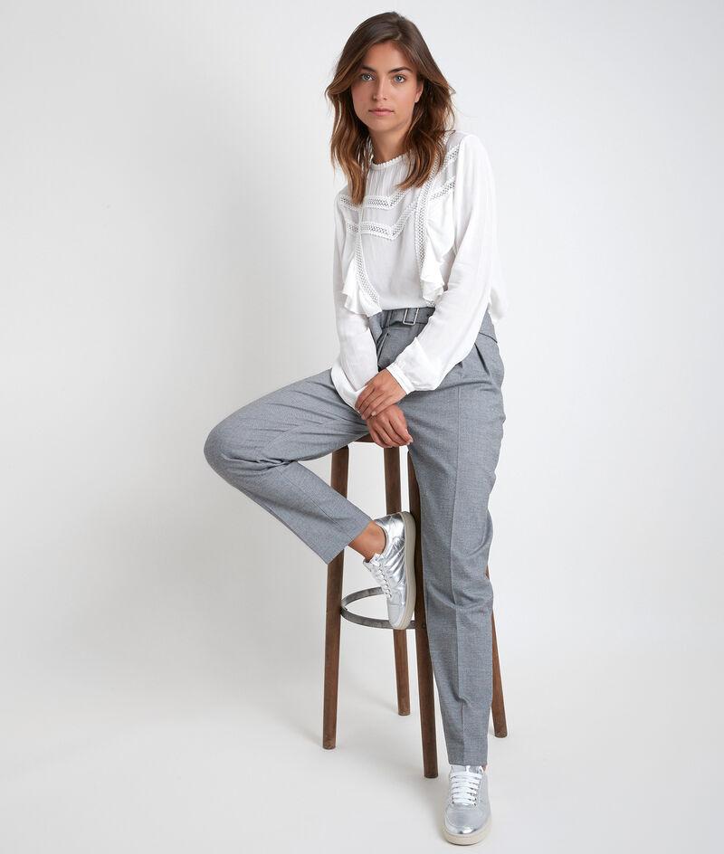 Kanten blouse Jasmine PhotoZ | 1-2-3