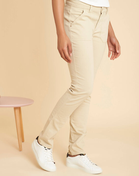 Verone standard size 7/8 length tapered trousers (3) - 1-2-3
