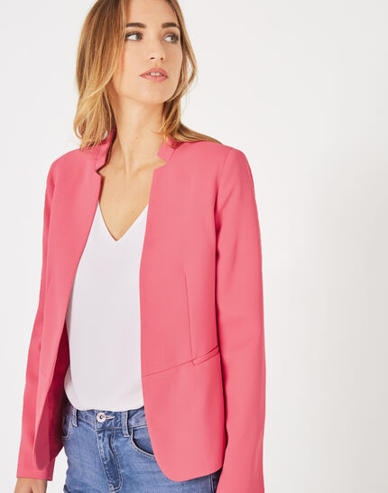 Bea pink tailored jacket - 123