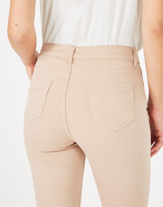 Pantalon nude 7/8ème Oliver (4) - 1-2-3