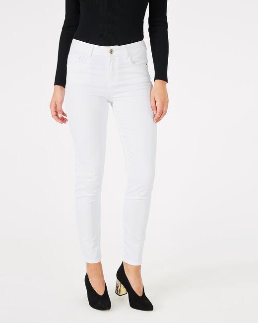 Pantalon blanc 7/8ème Oliver (1) - 1-2-3