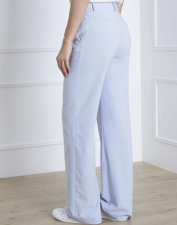 Pantalon large bleu ciel Gatien (4) - Maison 123