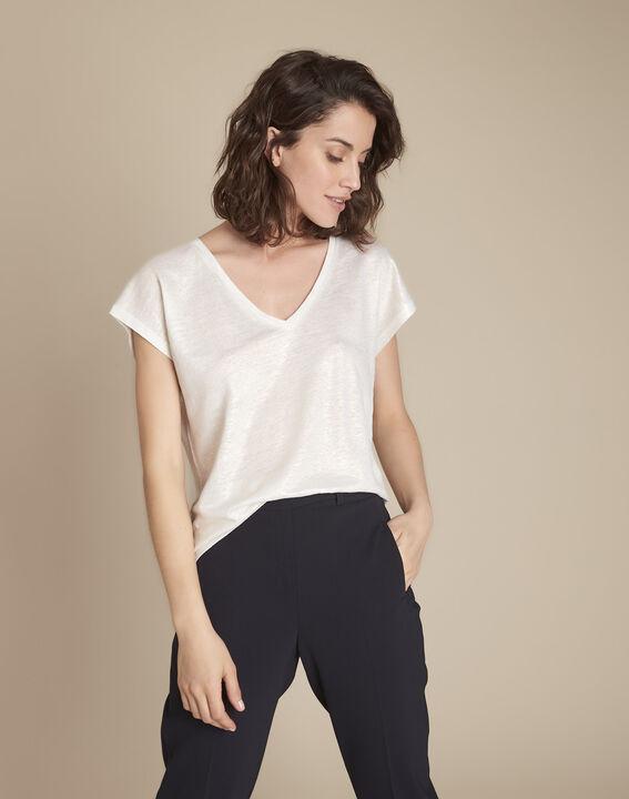 Tee-shirt sable brillant Caliente PhotoZ | 1-2-3