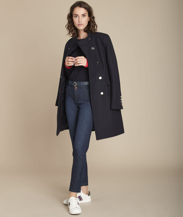 L'Audacieux skinny : jean brut Sibel PhotoZ | 1-2-3