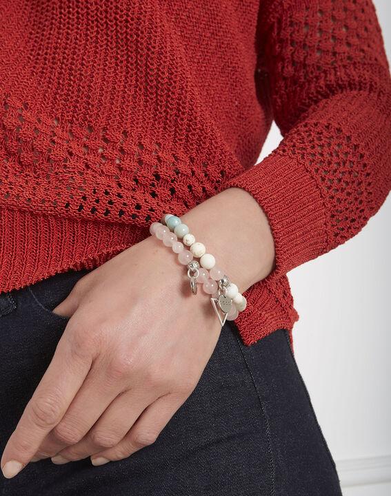 Bracelet perles jade Bonheur PhotoZ   1-2-3