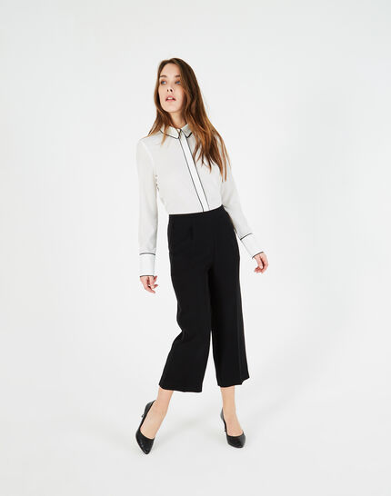Vada tailored black trousers (2) - 1-2-3