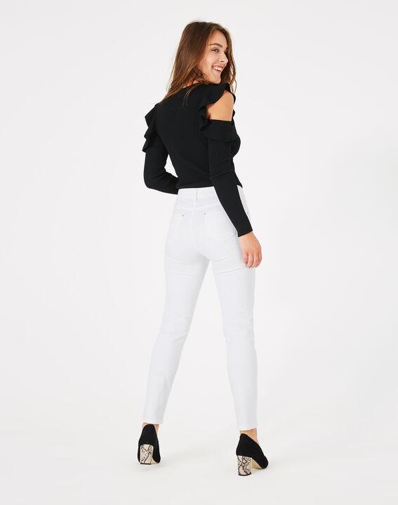 Pantalon blanc 7/8ème Oliver (2) - Maison 123