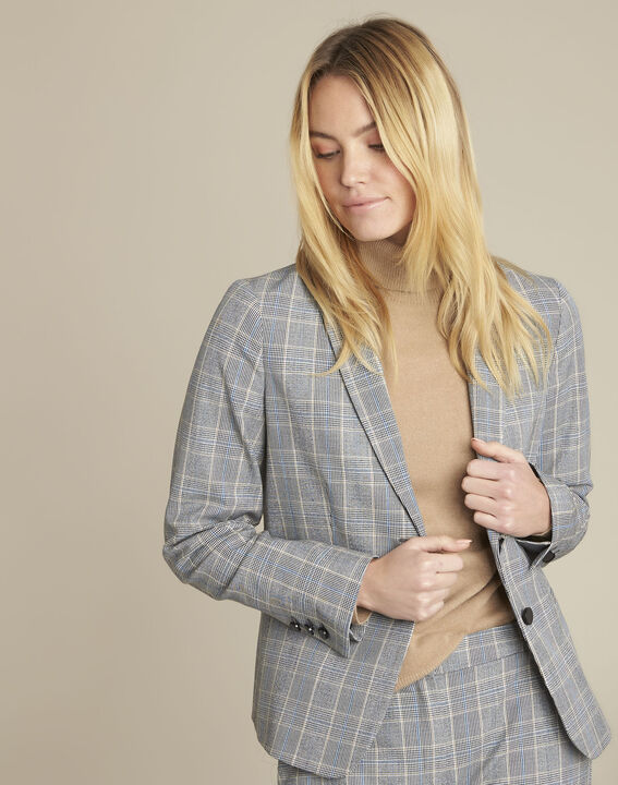 Harry Prince of Wales check jacket (1) - 1-2-3