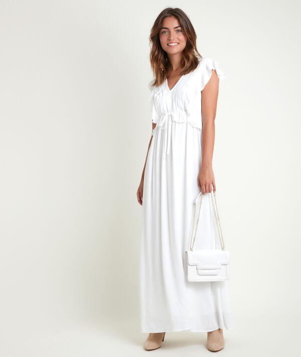 Robe longue droite Narma PhotoZ | 1-2-3
