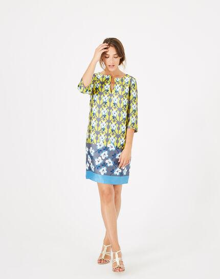 Brooklyn printed dress (1) - 1-2-3