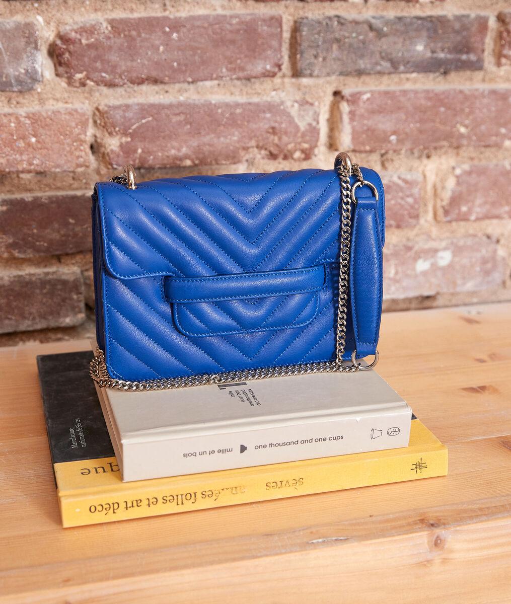Le mini 123 matelassé bleu klein PhotoZ   1-2-3
