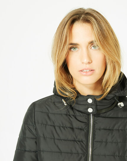 Louise black quilted jacket (3) - 1-2-3