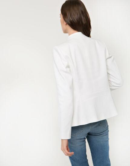 Bea white piqué jacket (5) - 1-2-3