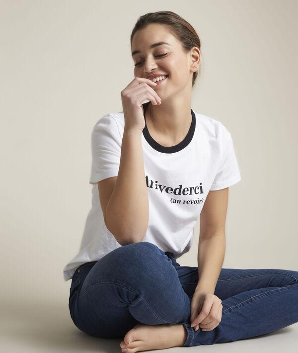 Tee-shirt en coton biologique Rivale PhotoZ | 1-2-3
