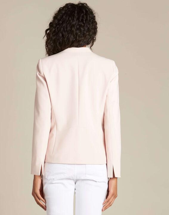 Majeste nude microfibre jacket (4) - 1-2-3