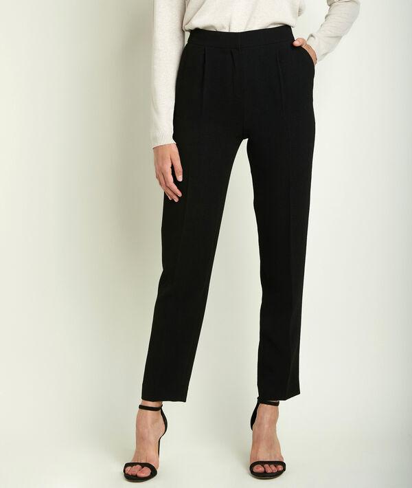 Pantalon en crêpe Isaure PhotoZ   1-2-3