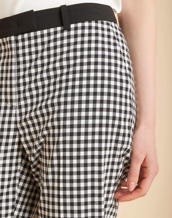 Pantalon imprimé vichy Rubis PhotoZ   1-2-3