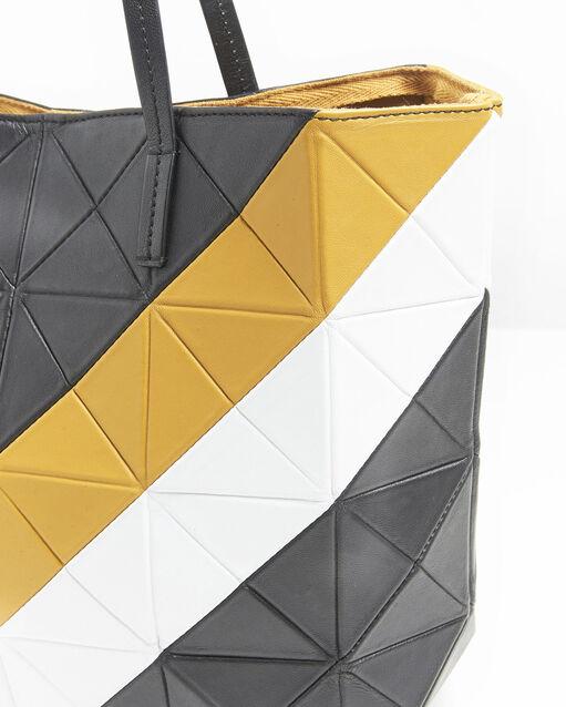 Sac ambre et noir en cuir Ilari (1) - 1-2-3