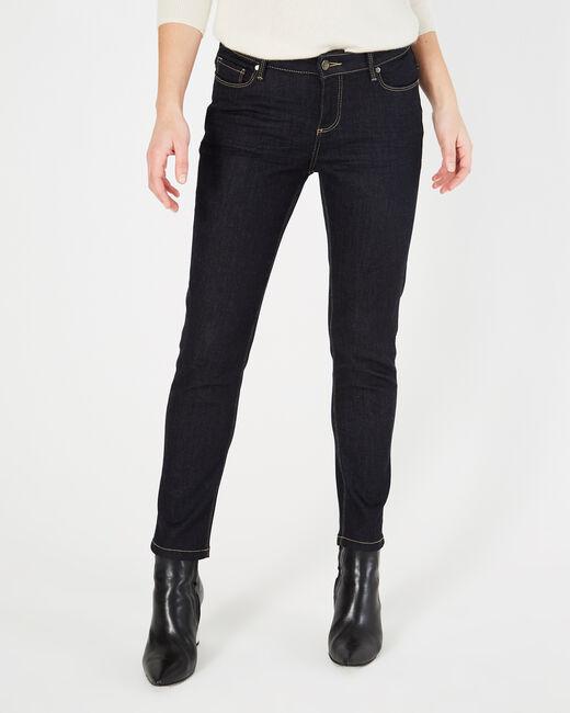 Turenne 7/8 length navy slim-cut jeans (1) - 1-2-3