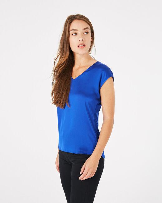 Blanche royal blue T-shirt (2) - 1-2-3