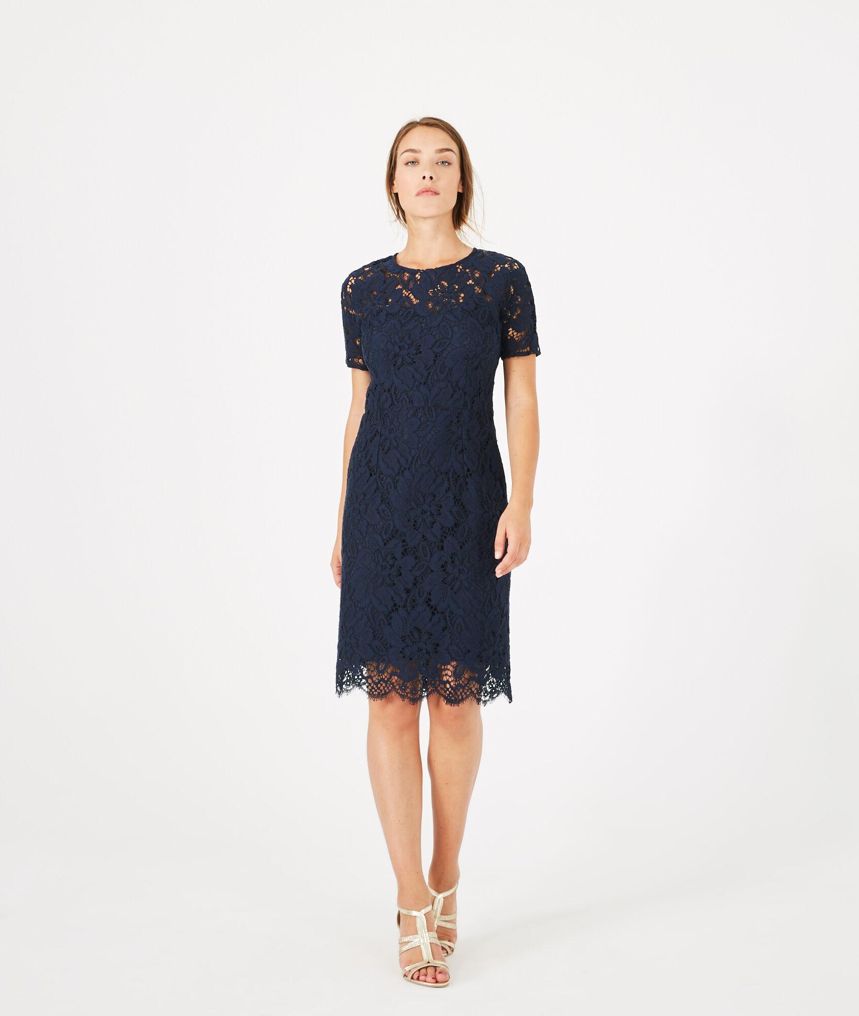 Robe bleue 123