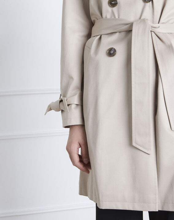 Trench camel Dean (3) - Maison 123