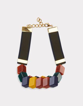 Collier multicolore inès multicolore.
