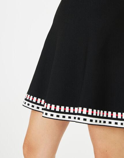 Figue black full skirt (4) - 1-2-3