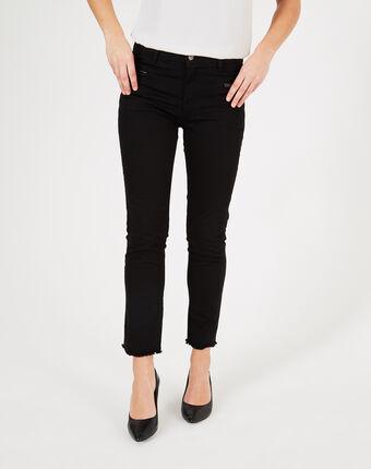 Jean noir zips germain noir.