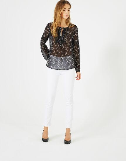 Délice printed blouse (2) - 1-2-3
