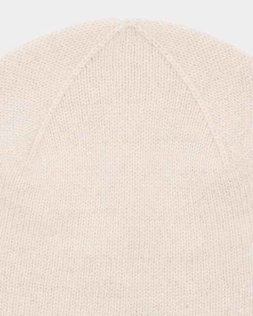 Bonnet poudre brillant en cachemire Tilleul bis (1) - 1-2-3