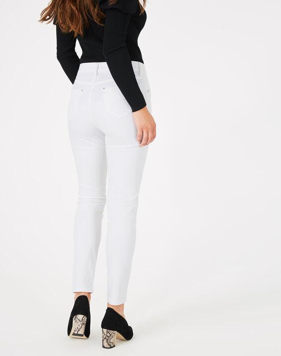 Pantalon blanc 7/8ème Oliver (4) - Maison 123