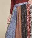 Arielle long floral printed skirt PhotoZ | 1-2-3