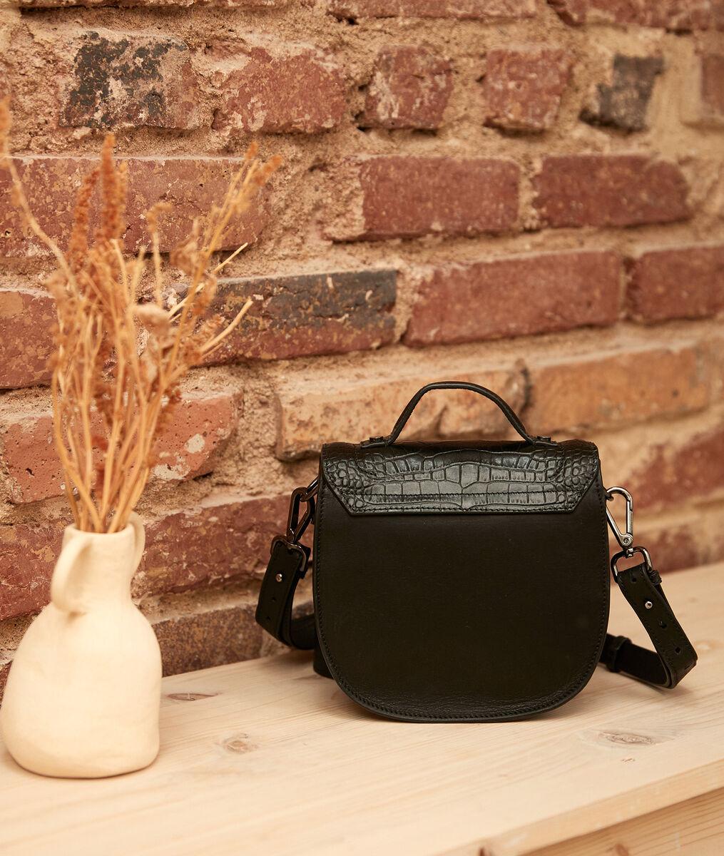 Le numéro 8 : sac iconique noir PhotoZ | 1-2-3