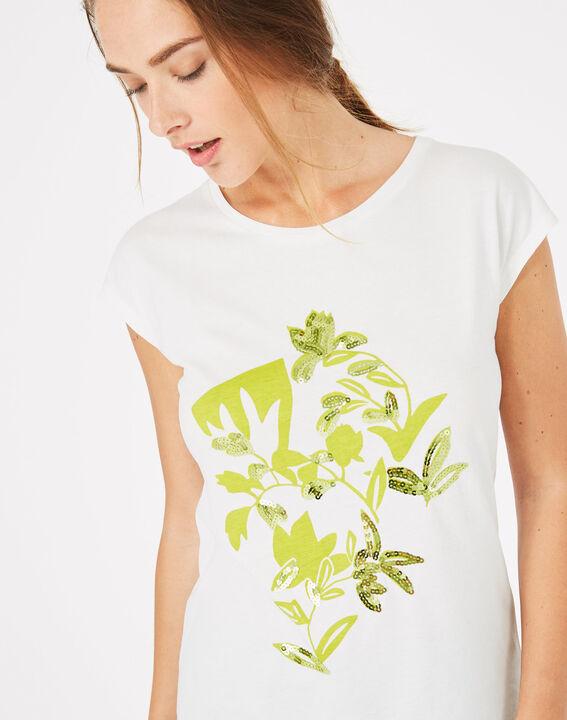 Tee-shirt imprimé Bambou (3) - 1-2-3