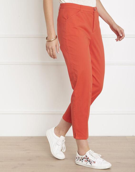 Pantalon orange léger Coco PhotoZ | 1-2-3